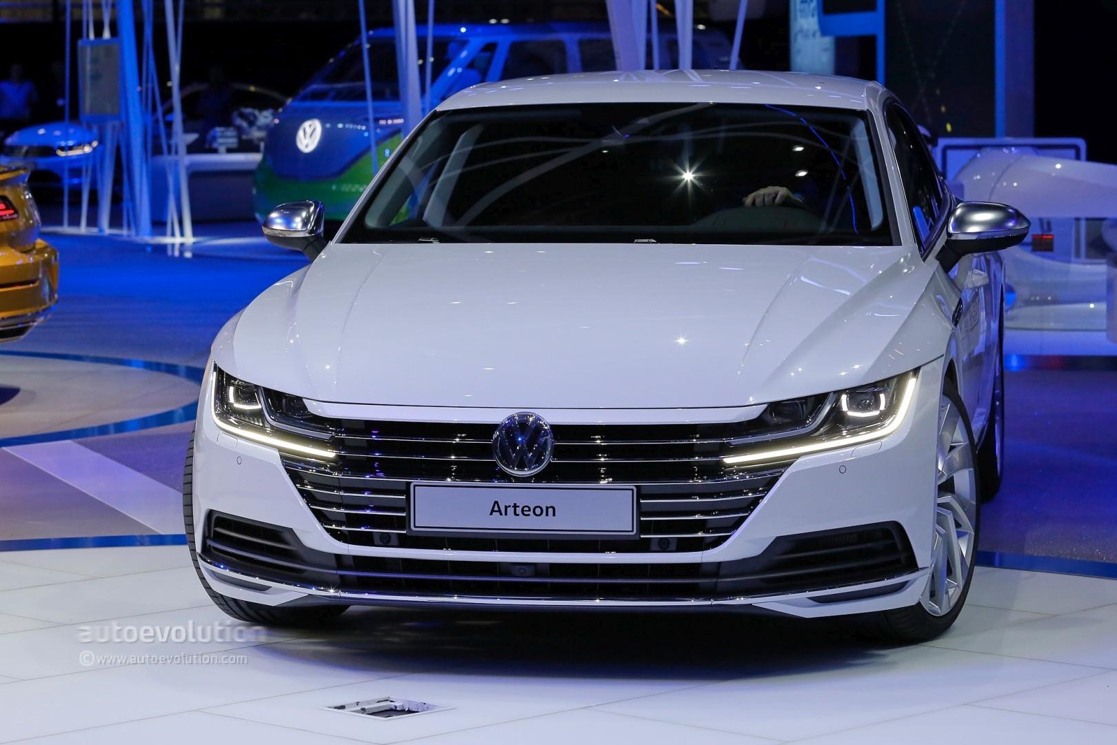 Photo of Volkswagen Arteon yeni motor seçenekleriyle karşımızda