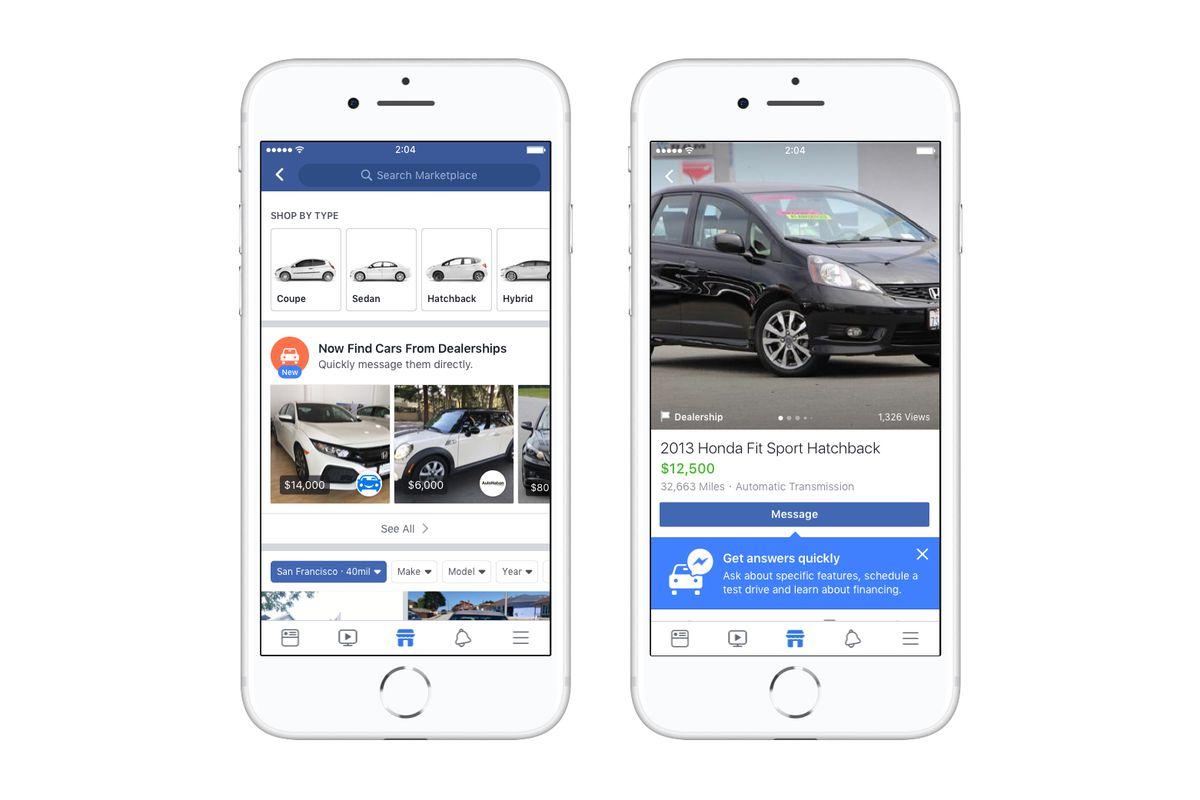 Photo of Facebook otomobil satış siteleriyle ortaklık kuruyor