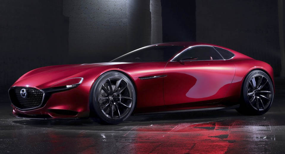 Photo of Mazda, elektrikli otomobillerine rotary motoru koyabilir!