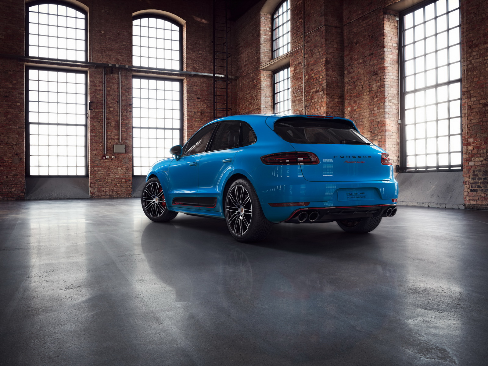 Photo of Macan Turbo'ya Porsche Exclusive yorumu