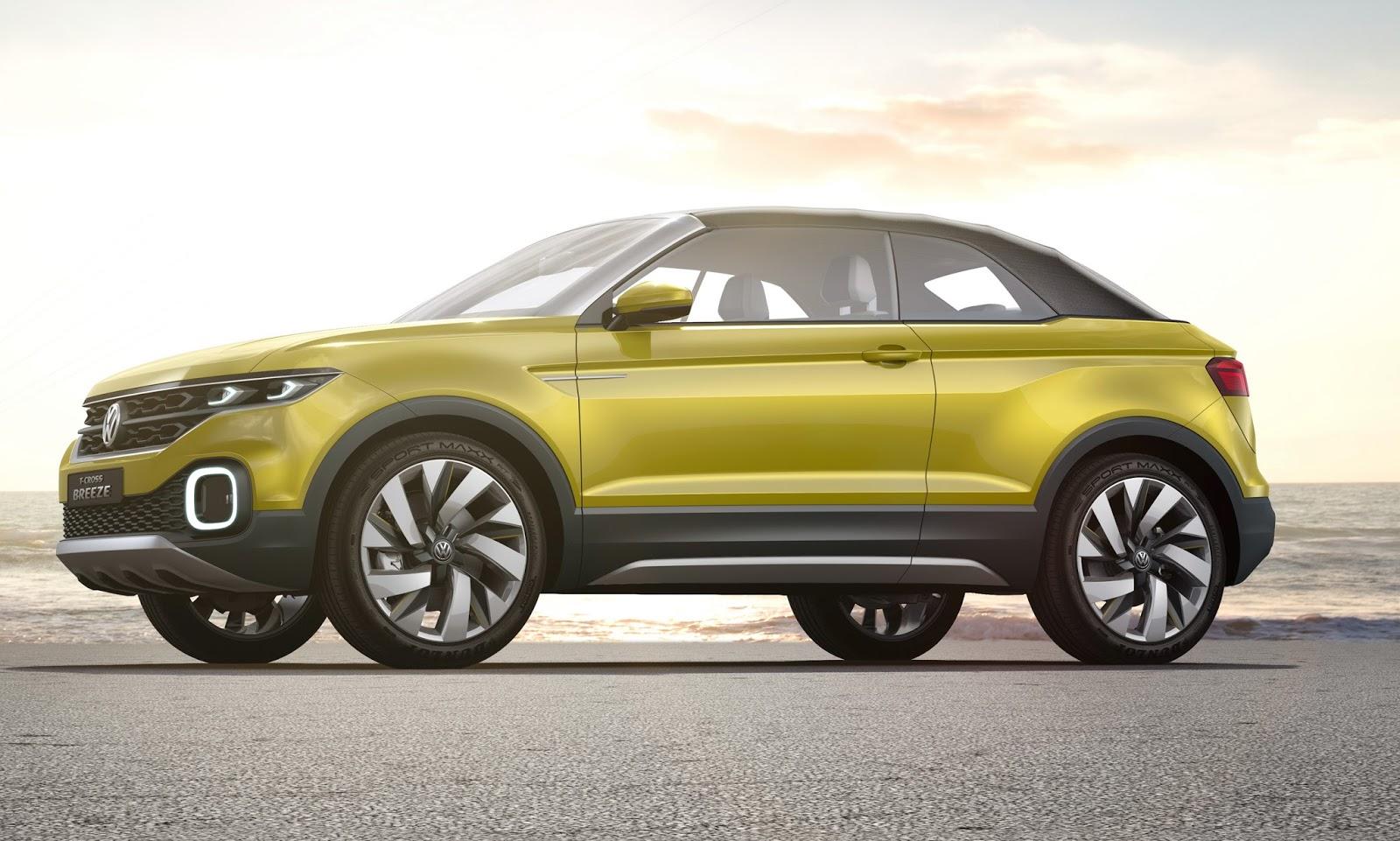 Photo of VW Polo SUV, T-Cross olarak geliyor!