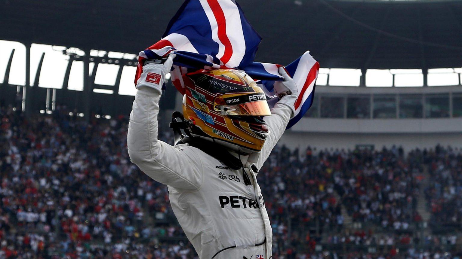 Photo of F1 Meksika GP: Lewis Hamilton 4. kez dünya şampiyonu!