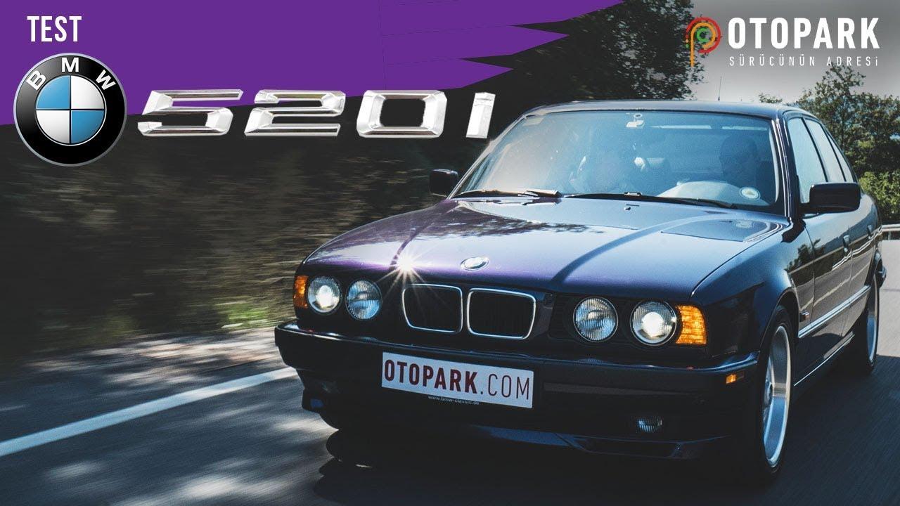 Photo of 1995 BMW 520ia (E34) | TEST | Sıfır otomobil almaya gerek var mı?
