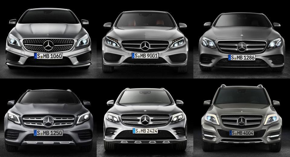 Photo of Mercedes yarım milyon otomobilini geri çağırdı!