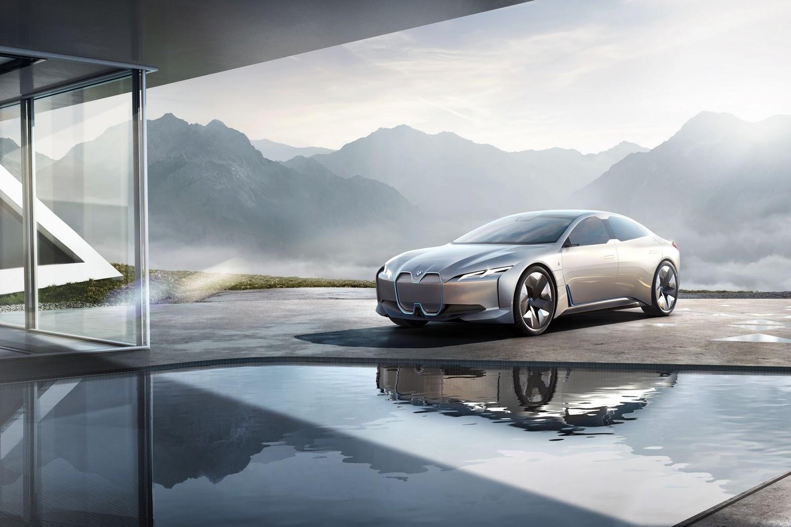 Photo of BMW 700 km menzile sahip elektrikli otomobil üzerinde çalışıyor