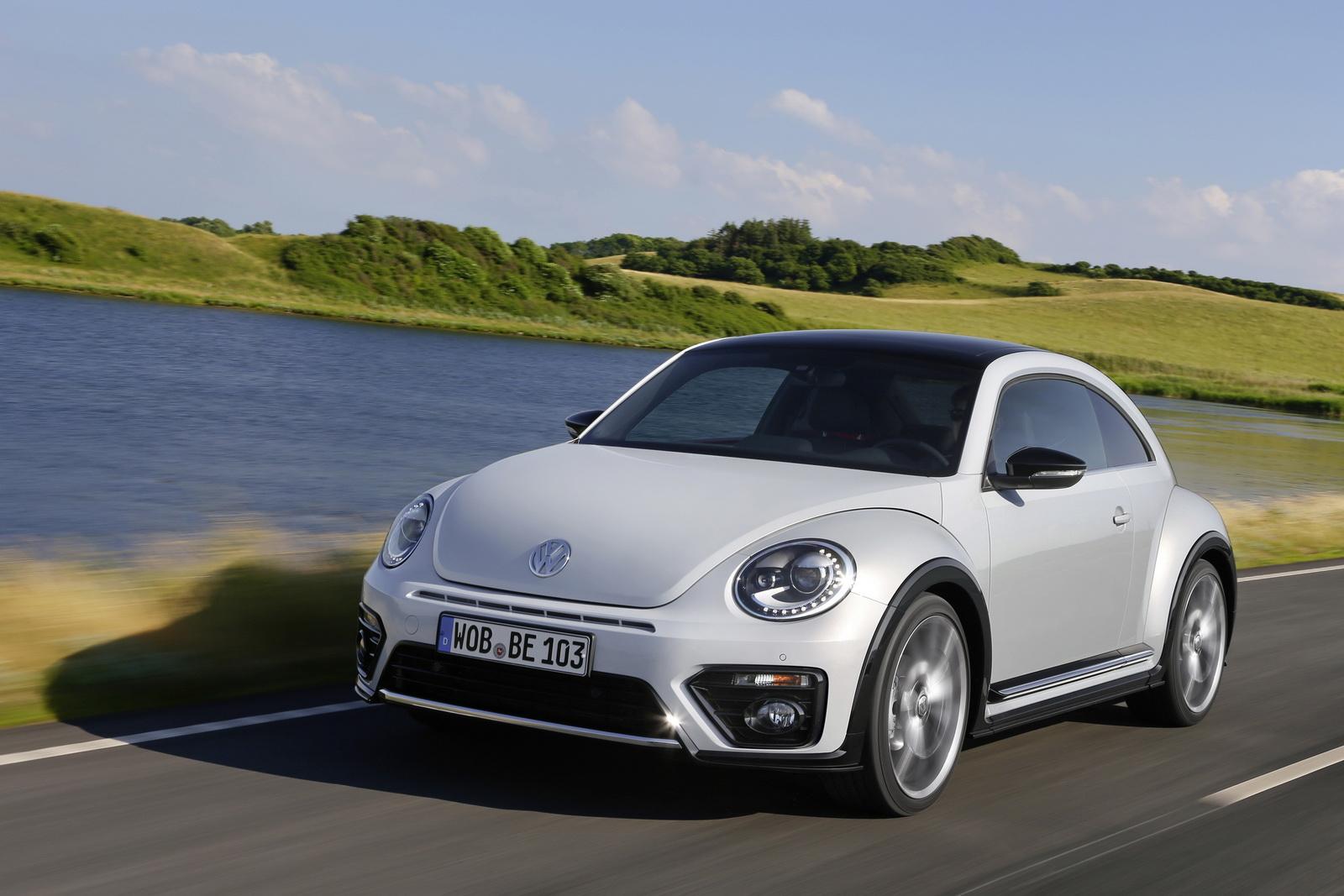 Photo of VW Beetle elektrikli ve arkadan itişli olacak