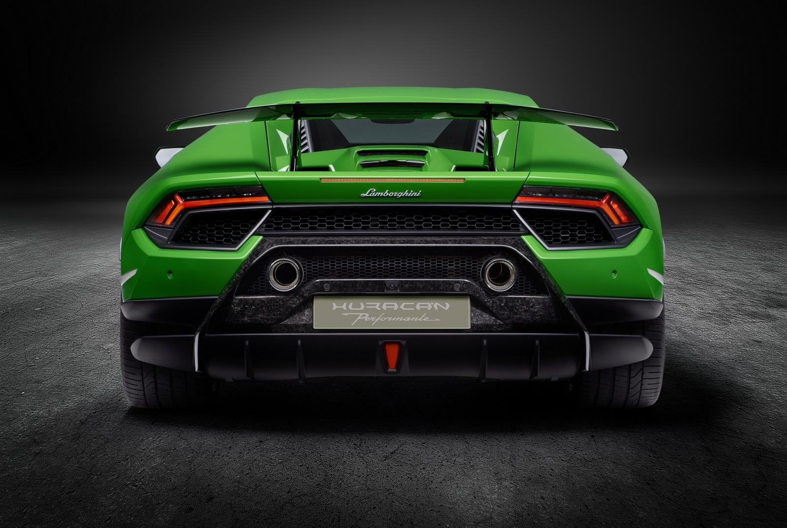 Photo of Lamborghini Huracan'ın yeni modeli hibrit olacak