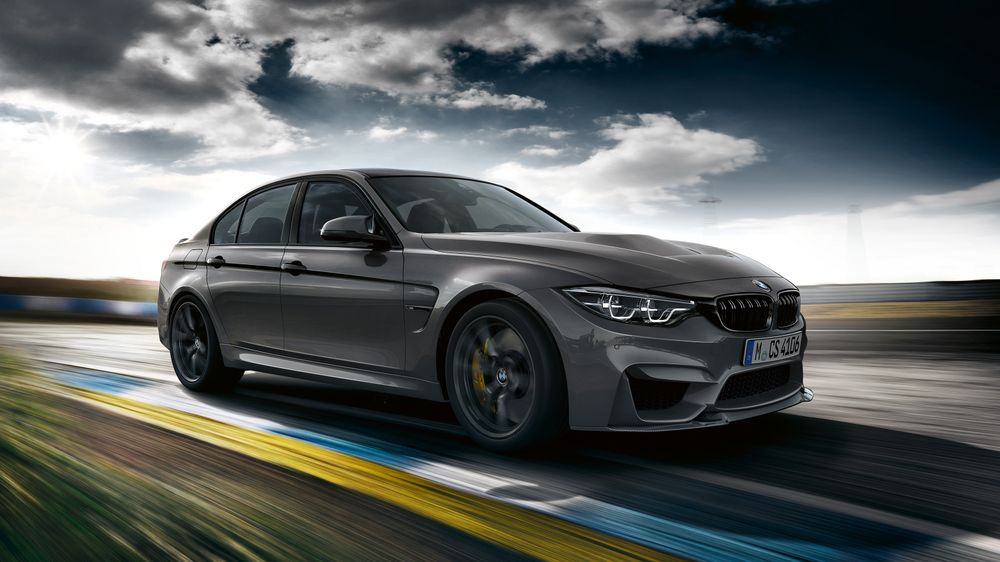 Photo of BMW M3 CS piyasaya çıkıyor