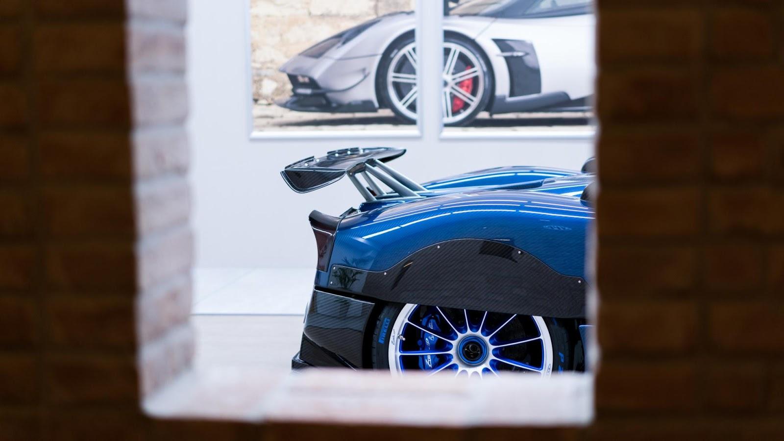 Photo of Pagani Automobili, restorasyon hizmeti sunmaya başlıyor
