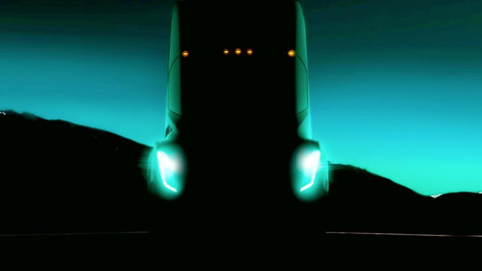 Photo of Tesla'nın tam elektrikli tırı yarın tanıtılıyor