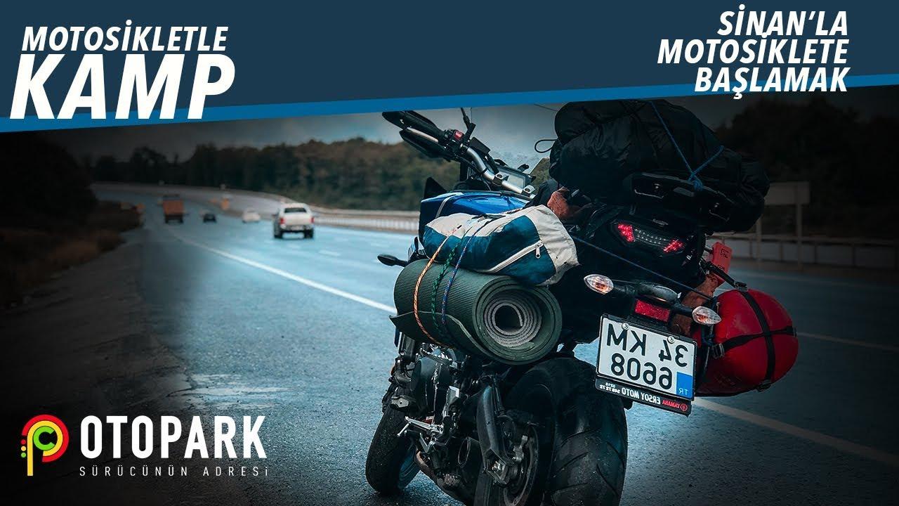 Photo of Sinan'la motosiklete başlamak | Motosikletle kamp | Bölüm 7