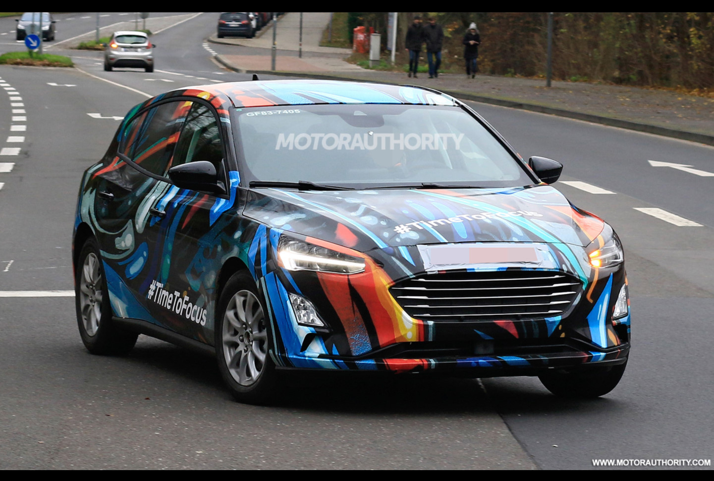 Photo of Yeni nesil Ford Focus, Cenevre'de yer almayacak!