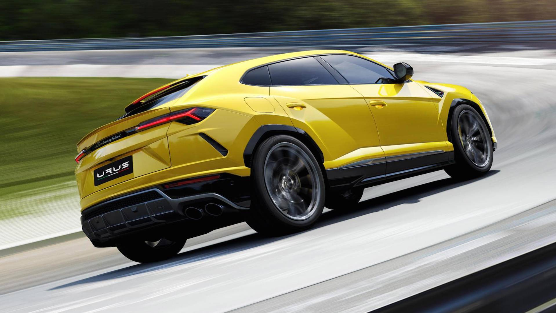 Photo of Urus'un gözü Nürburgring rekorunda