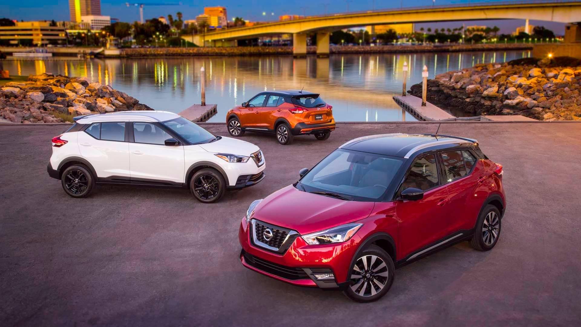 Photo of Yeni Nissan Kicks, crossover pazarına renk getiriyor!