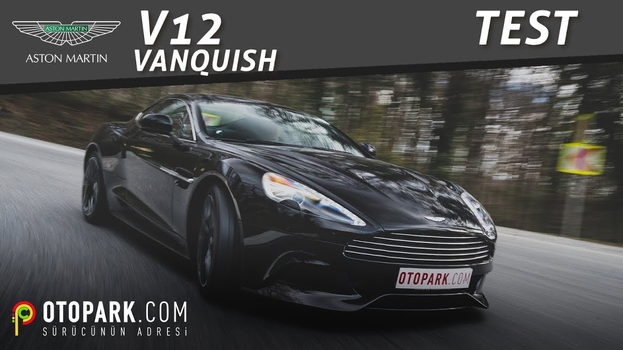 Photo of Aston Martin V12 Vanquish | TEST