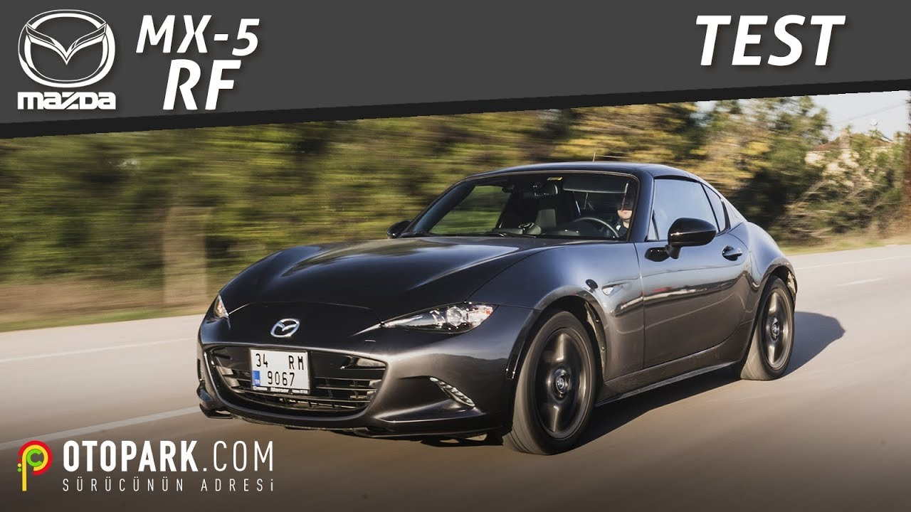 Photo of Mazda MX-5 RF 1.5 | TEST