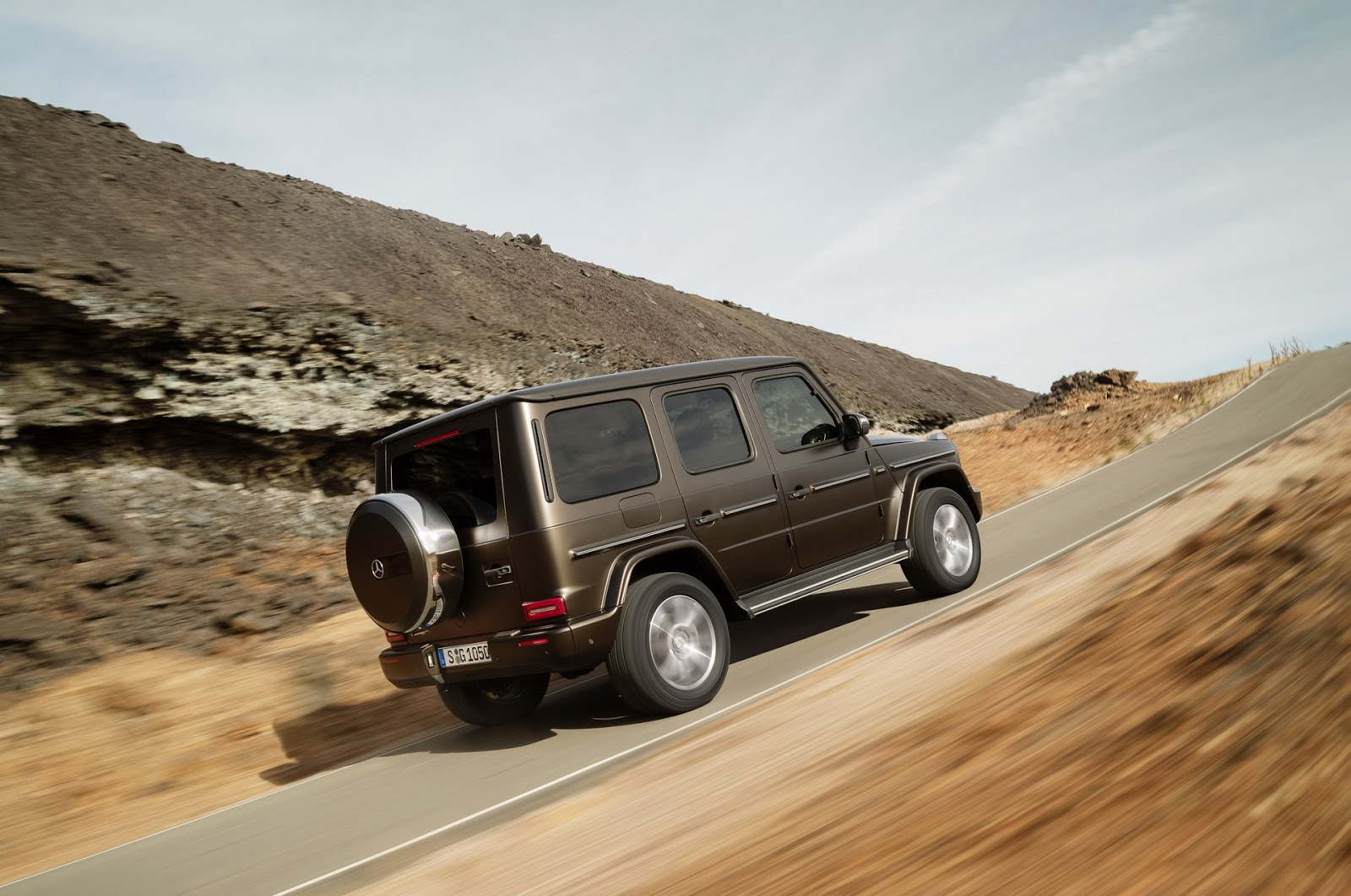 Photo of 2019 Mercedes-Benz G Serisi Yeniden Doğuyor