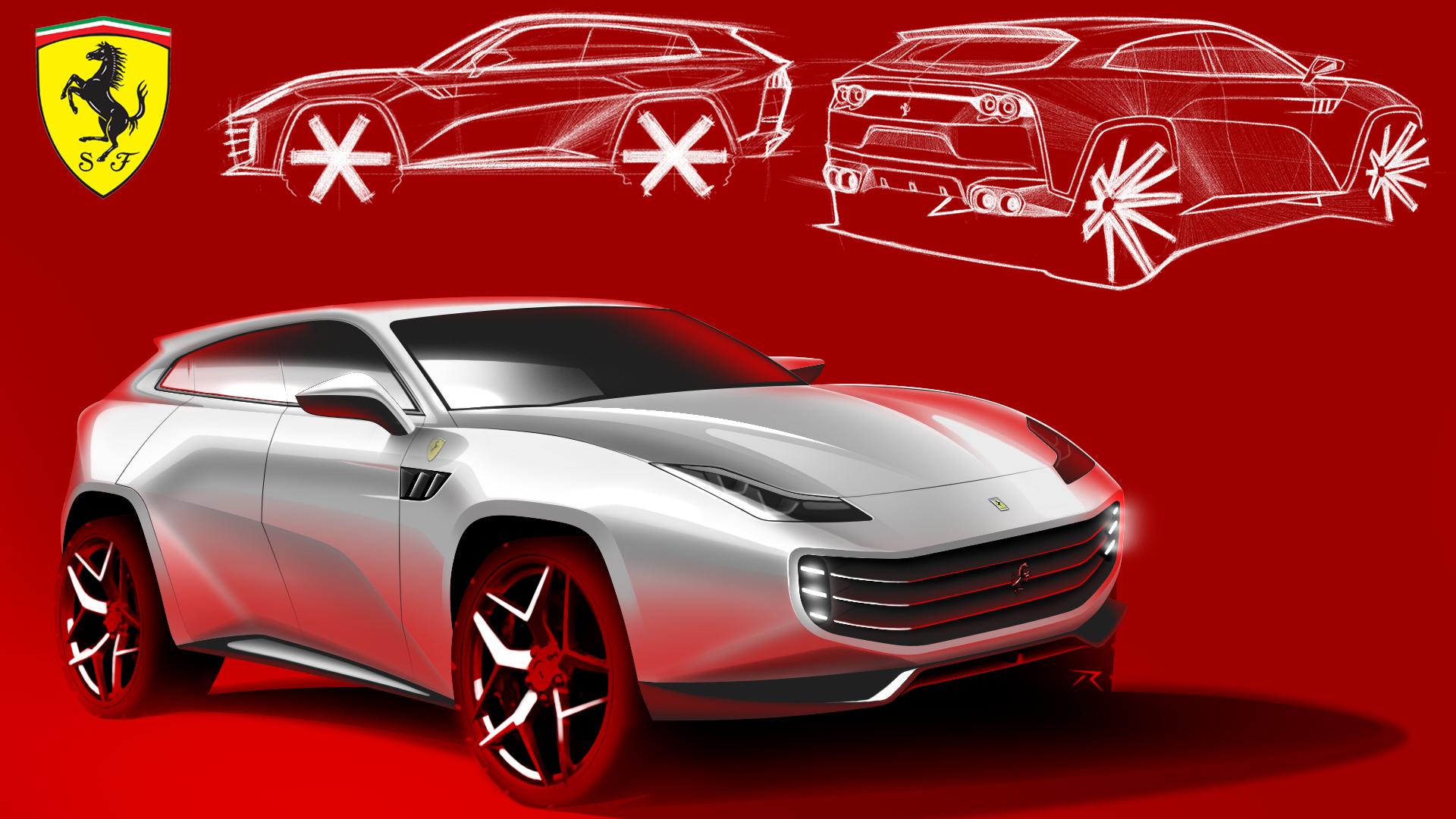 Photo of Ferrari, 2020 yılına kadar bir SUV model duyuracak