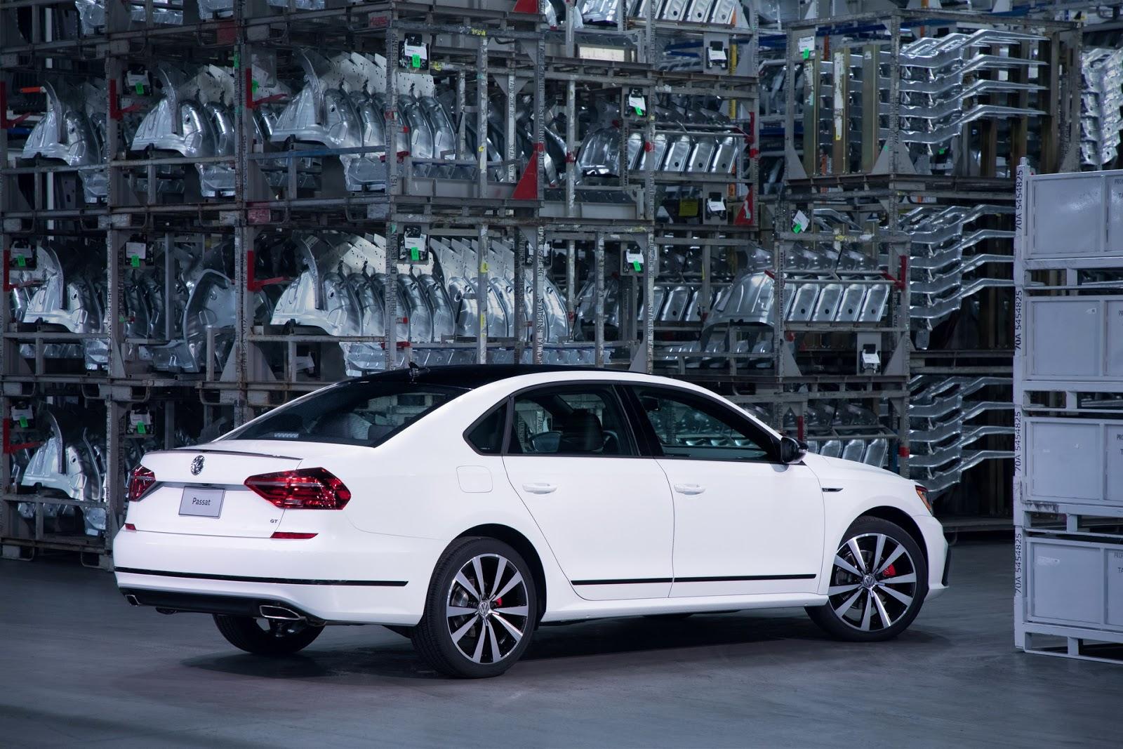 Photo of Volkswagen 2019 Passat için hazırlıklara başladı