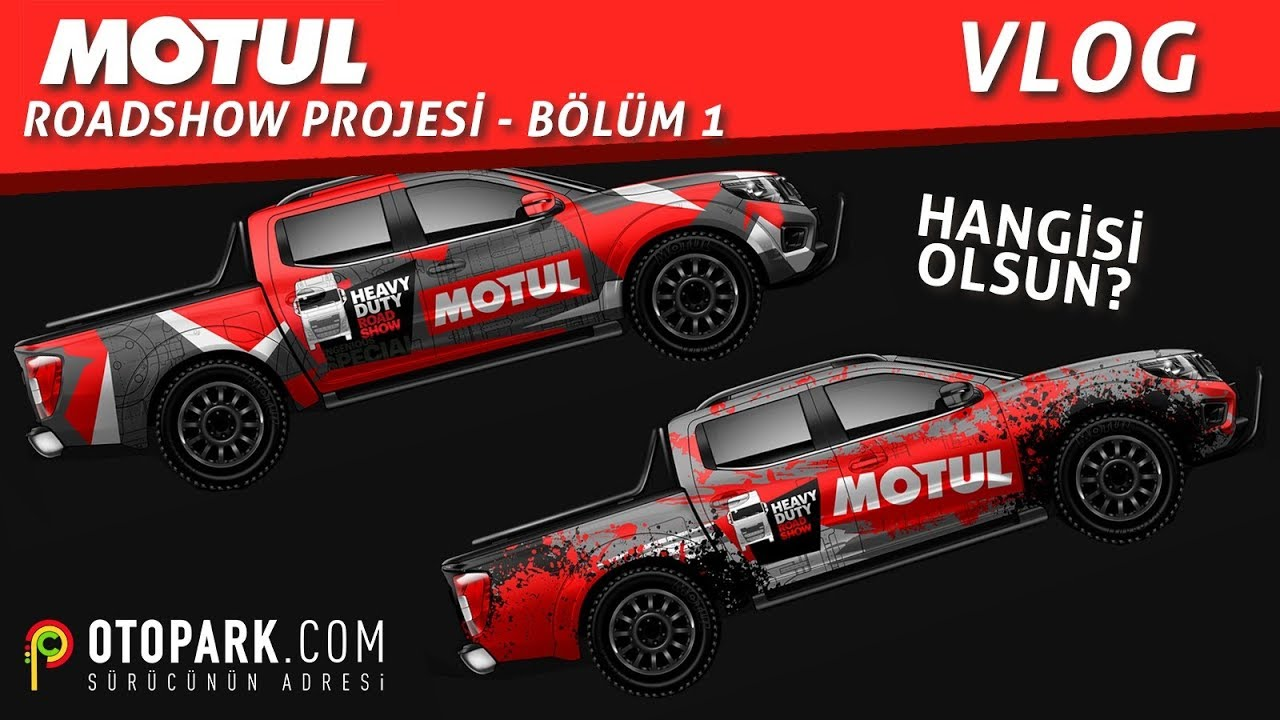 Photo of Motul Roadshow Projesi | VLOG