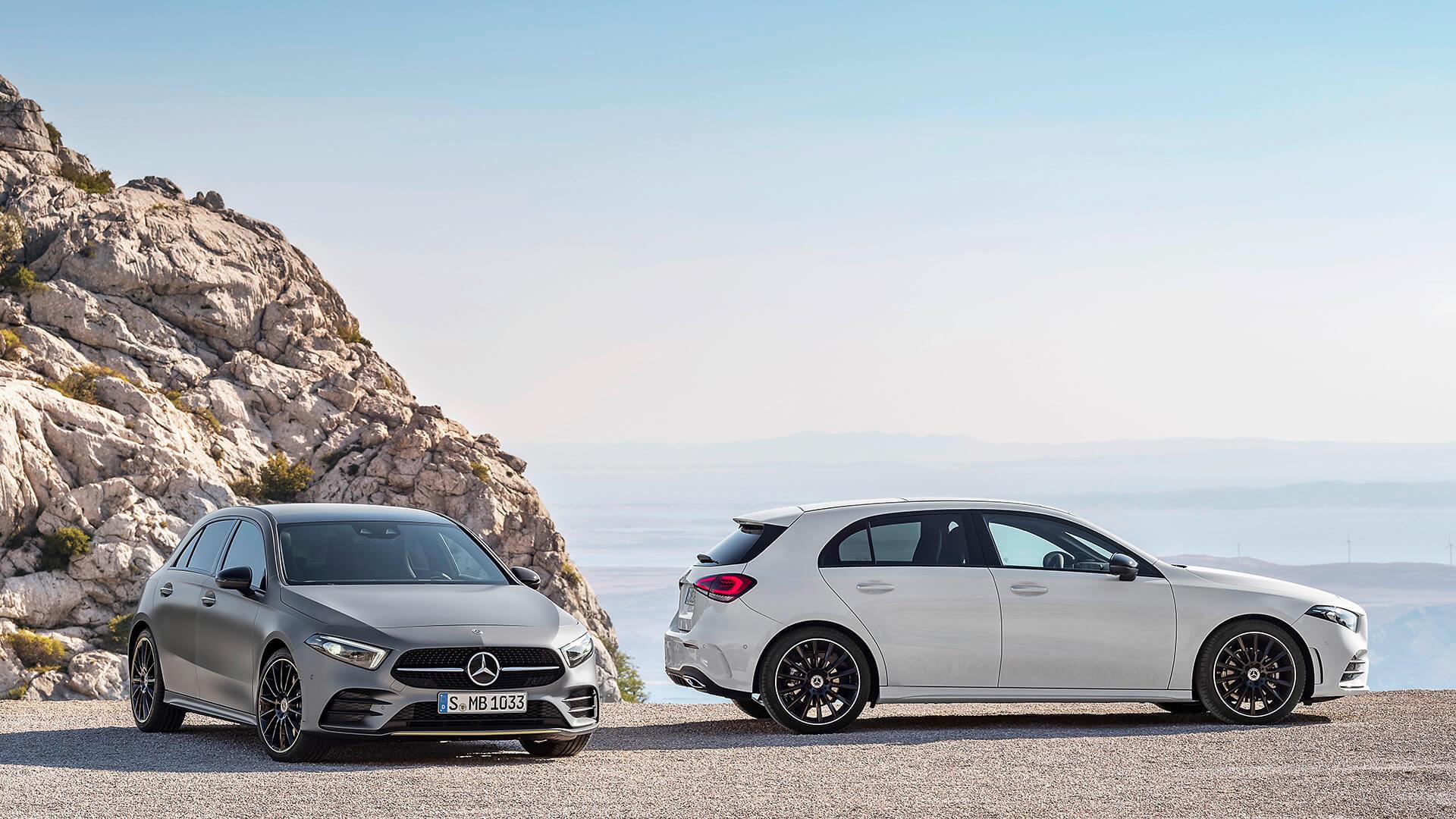 Photo of Yeni Mercedes-Benz A-Serisi büyük yeniliklerle tanıtıldı