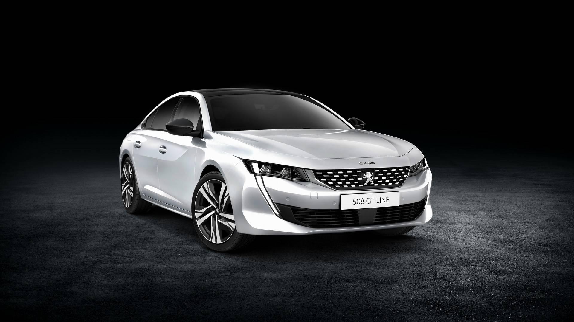 Photo of Tamamen yeni Peugeot 508'in detayları belli oldu