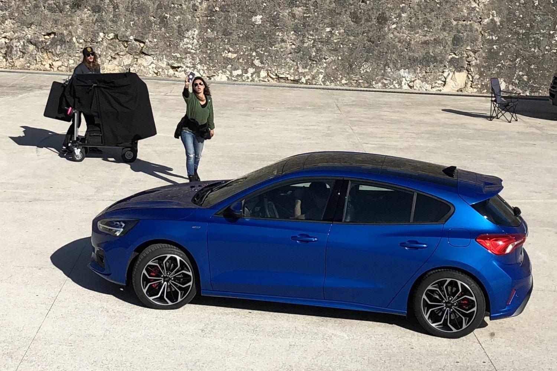 Photo of Yeni Ford Focus, lansman öncesi çekimlerde görüntülendi