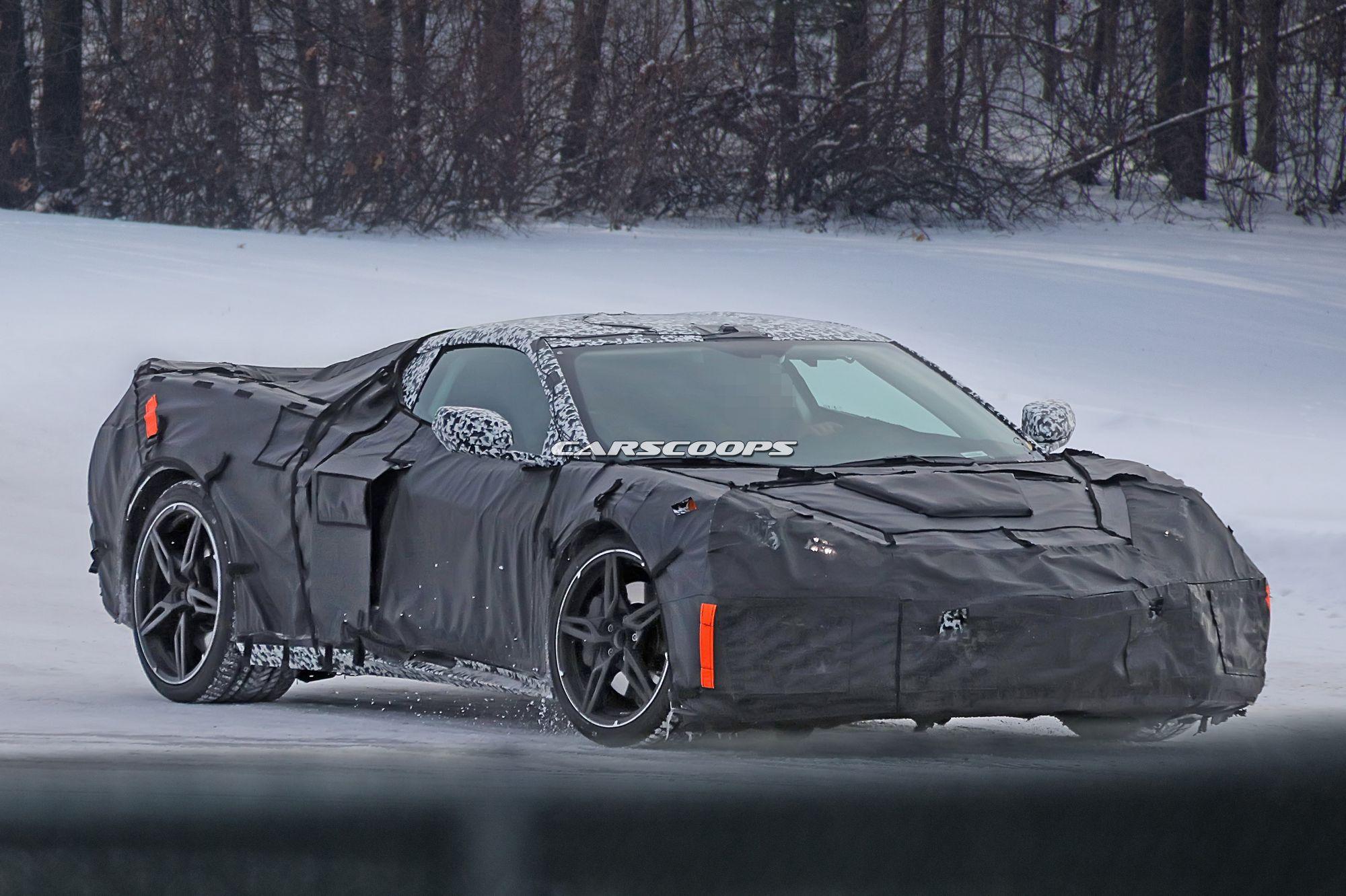 Photo of Ortadan motorlu Corvette: süperspor olacak mı?
