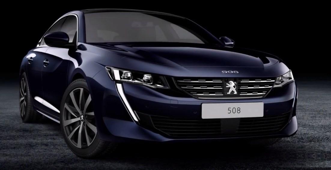 Photo of Yeni Peugeot 508 Cenevre öncesi görüntülendi!