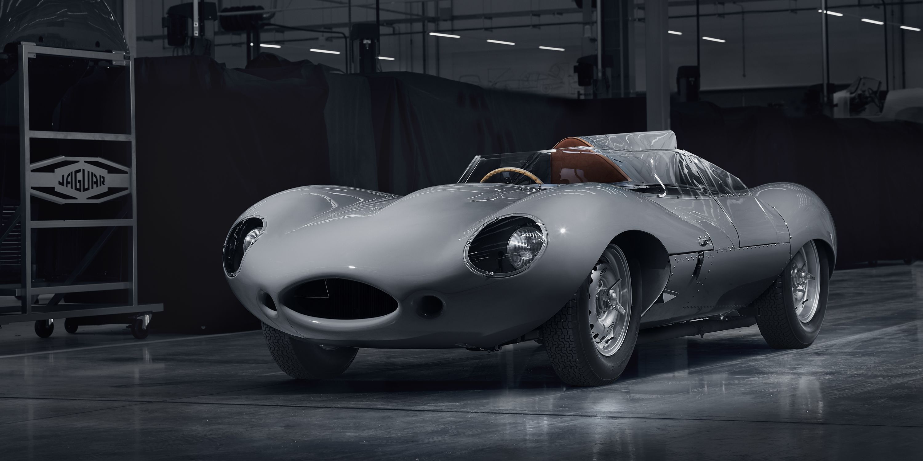 Photo of Jaguar D-Type'ı diriltiyor