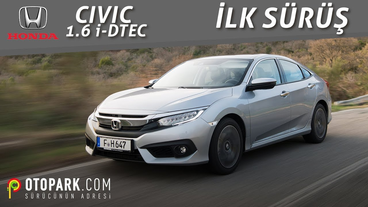 Photo of Honda Civic 1.6 i-DTEC | İLK SÜRÜŞ