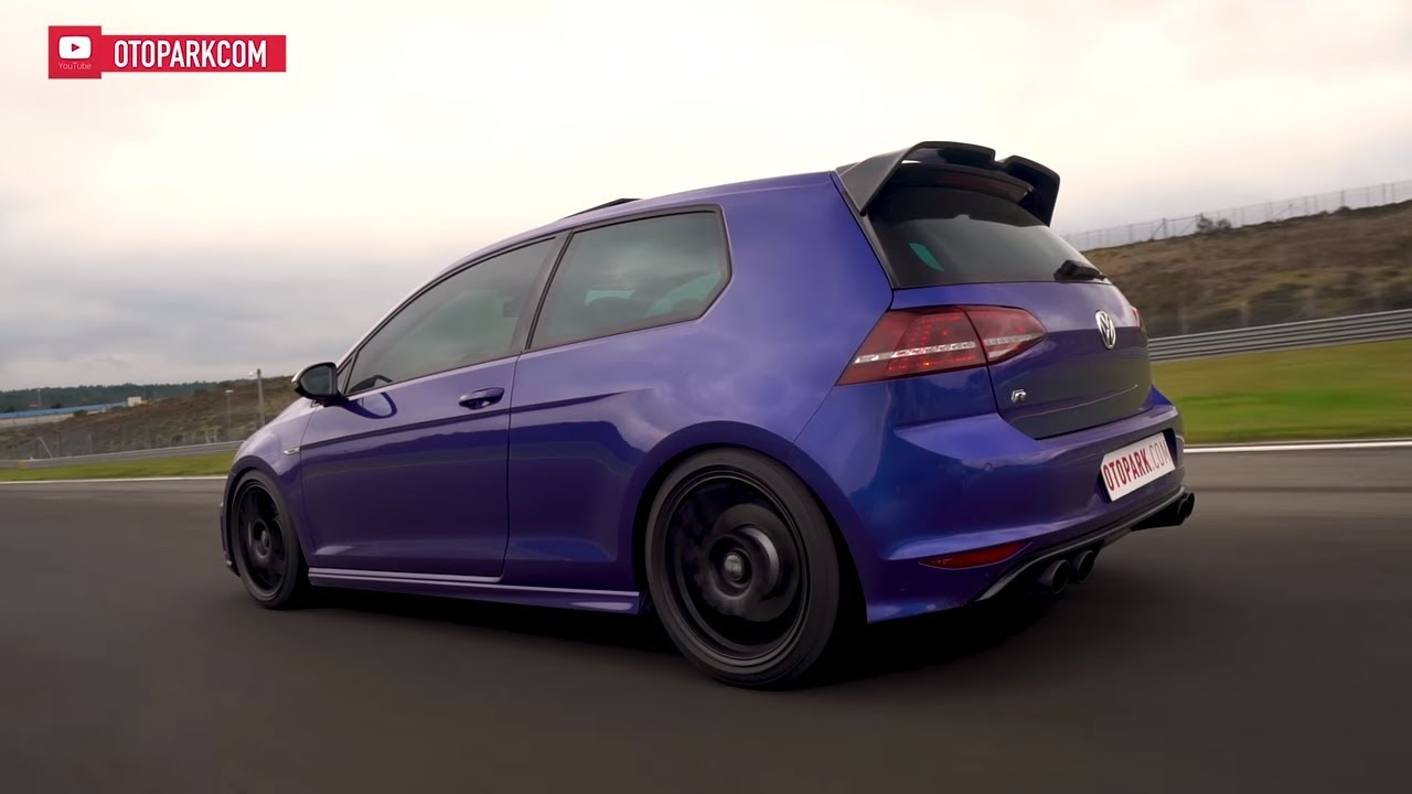 Photo of VW Golf R 500+hp | TEST