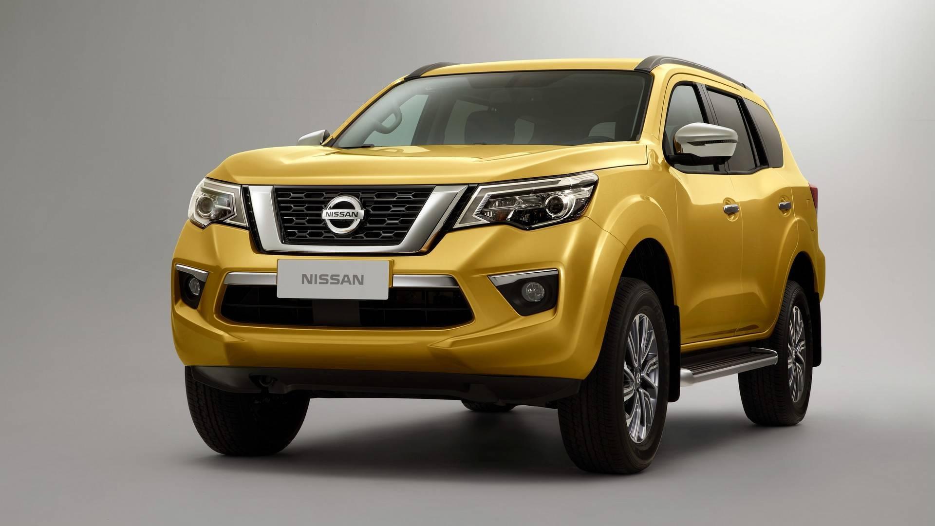 Photo of Yeni Nissan Terra, Navara'nın SUV versiyonu olacak