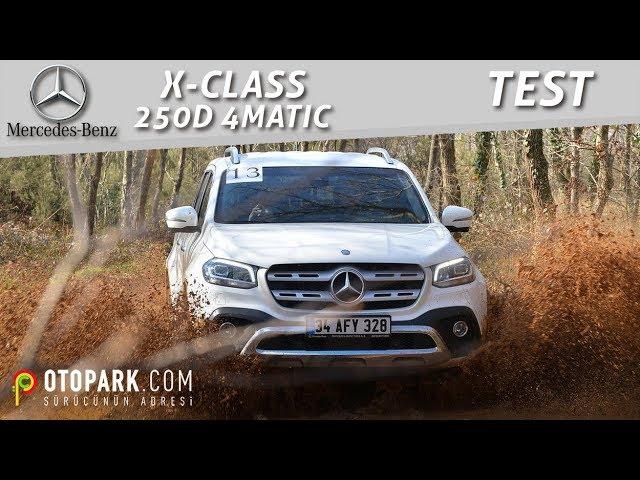 Photo of Mercedes-Benz X250d 4 MATIC | TEST