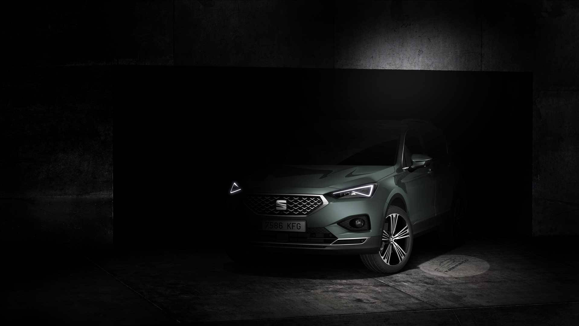 Photo of SEAT Tarraco'nun iç ve dış tasarımı sızdırıldı