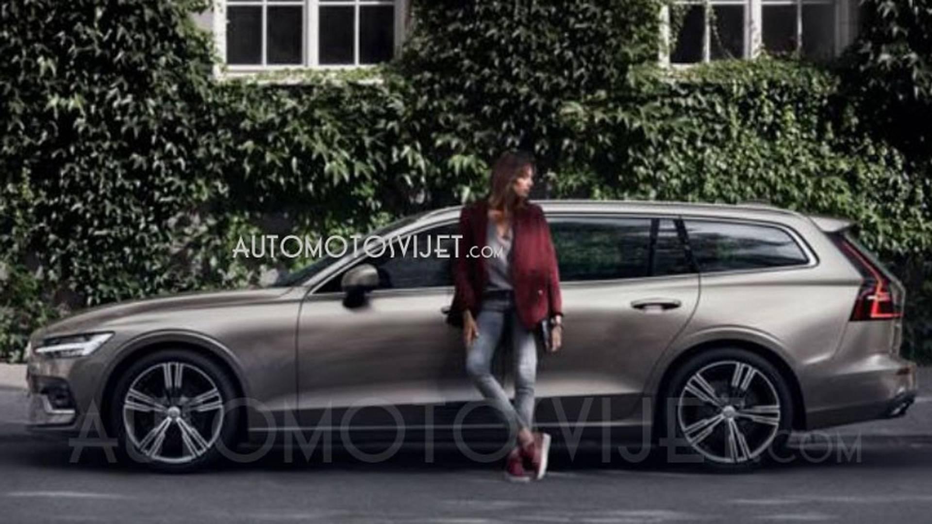 Photo of Yeni Volvo V60'ın ilk görüntüleri ortaya çıktı