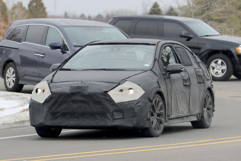 Photo of Yeni Toyota Corolla Amerika'da yakalandı!