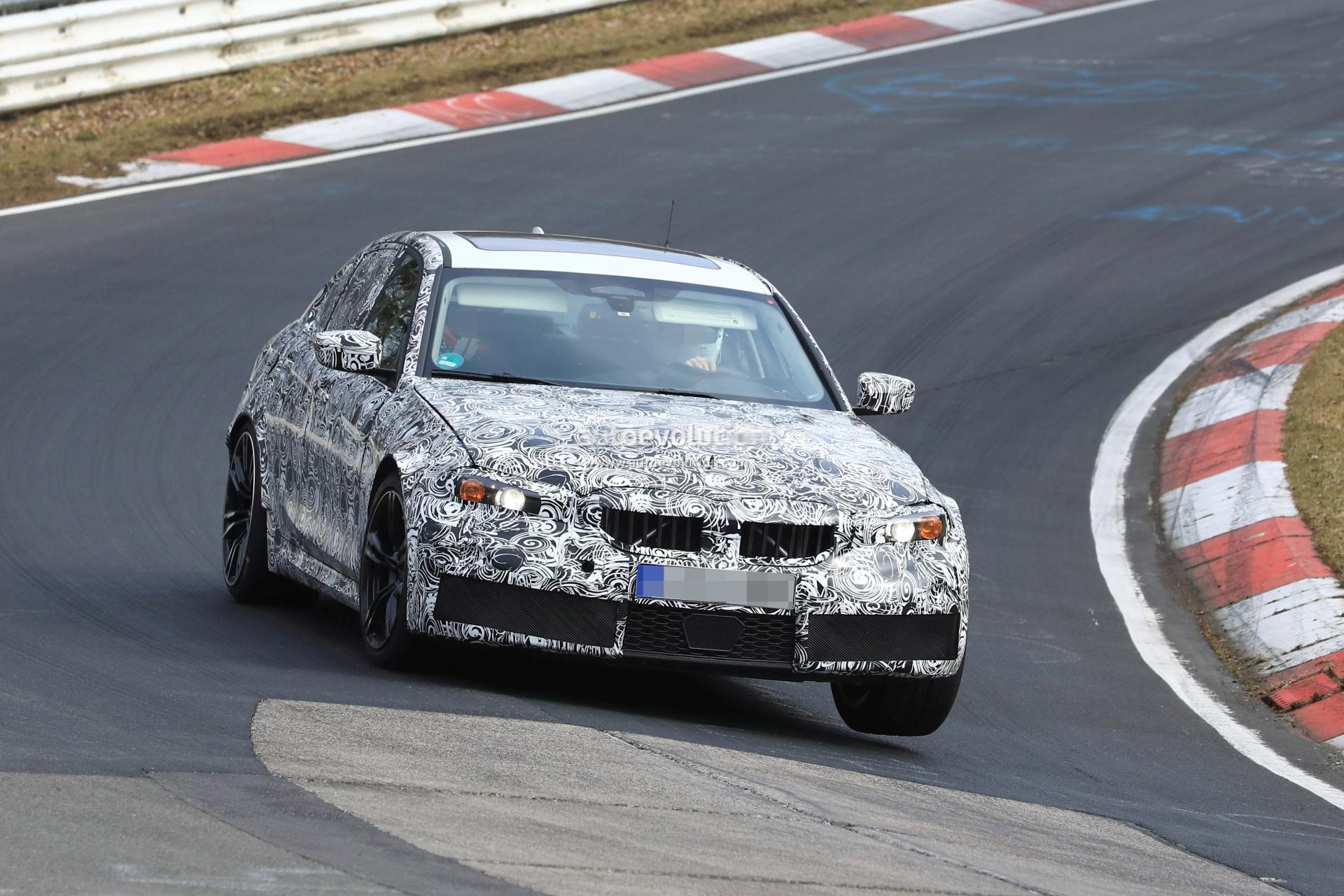 """Photo of Yeni BMW M3, """"en güçlü M3"""" olmak için geliyor!"""