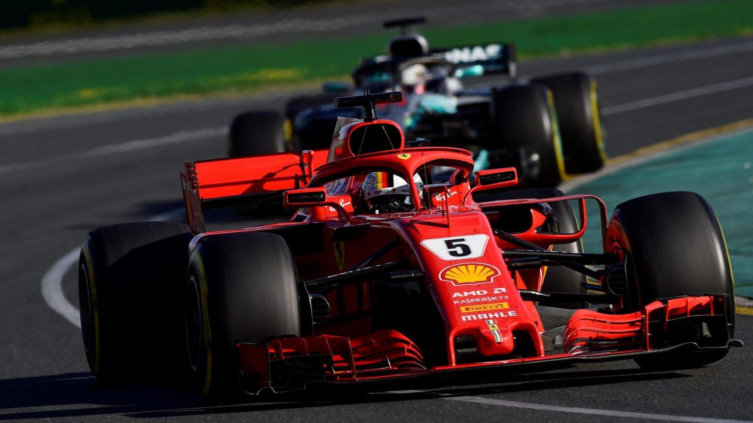 Photo of F1 2018 Avustralya GP: Sezonun perdesini Vettel açtı!