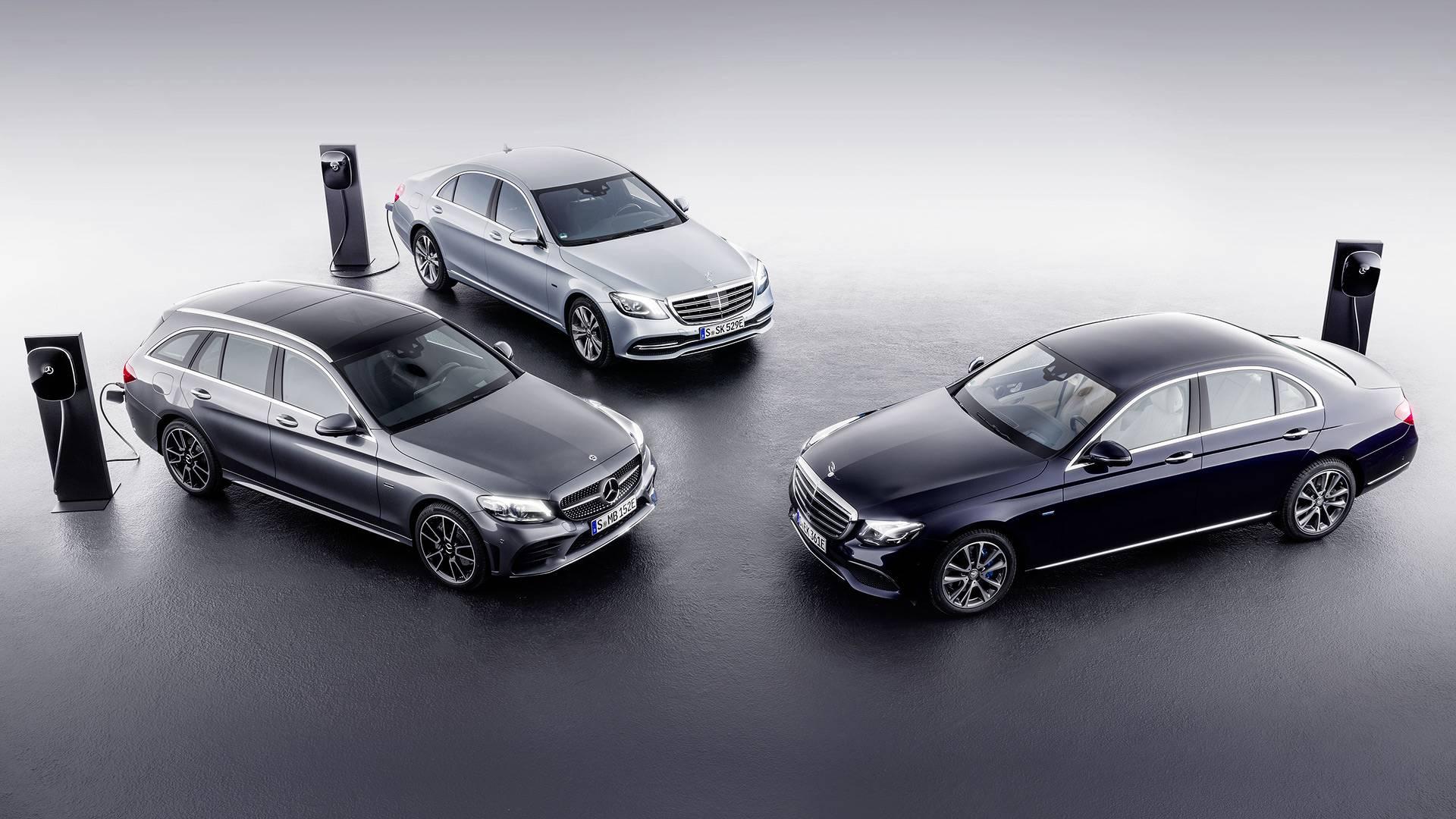 Photo of Mercedes-Benz, C ve E-Serisi'ne hibrit motor getirdi