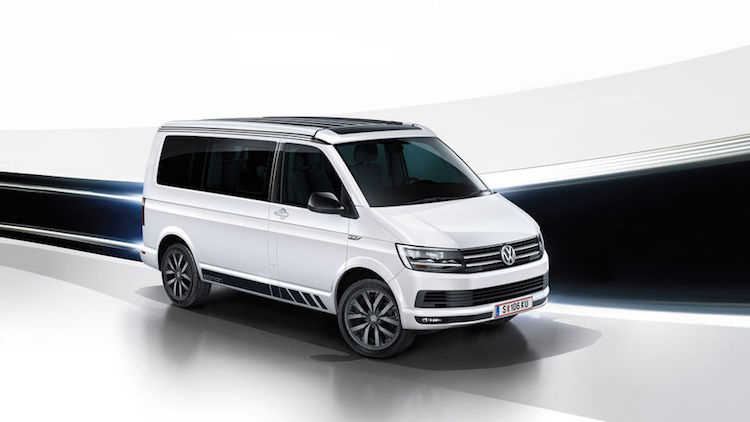 Photo of Volkswagen California Edition Tanıtıldı