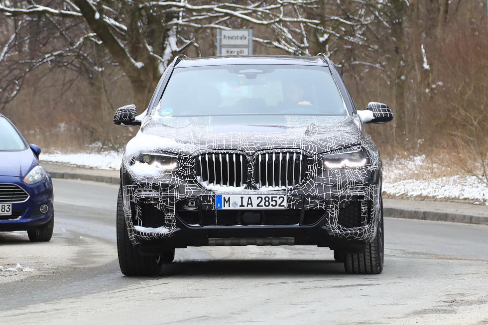 Photo of 2019 BMW X5 kamuflajlı olarak görüntülendi