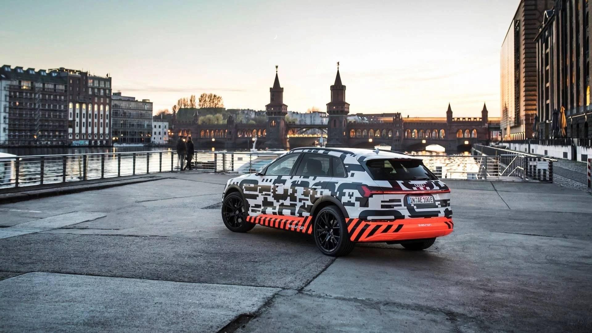 Photo of Audi'den otomobil tarihinde bir ilk!