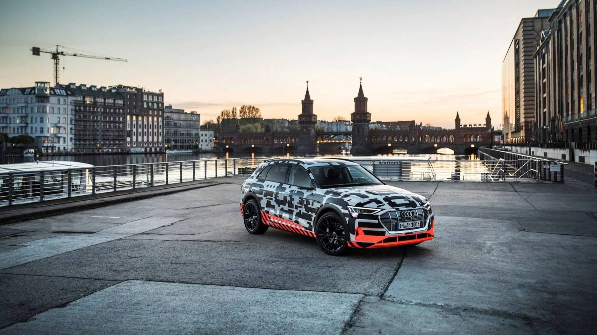 Photo of Elektrikli Audi E-Tron ile ilgili detaylar netleşiyor