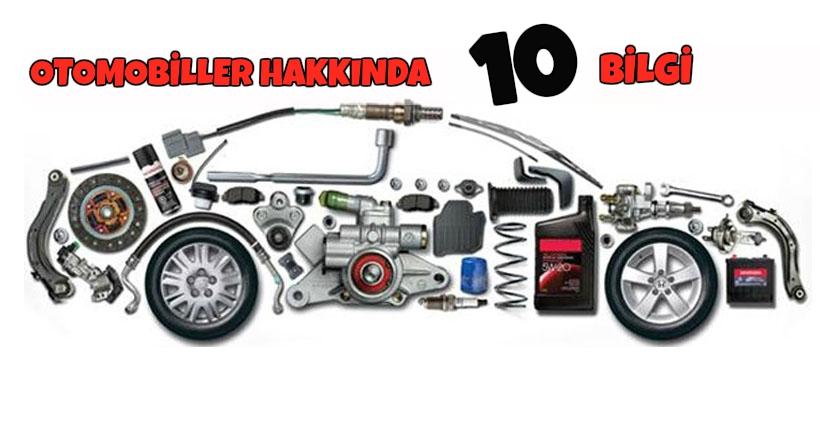 Photo of Otomobiller Hakkında 10 İlginç Bilgi