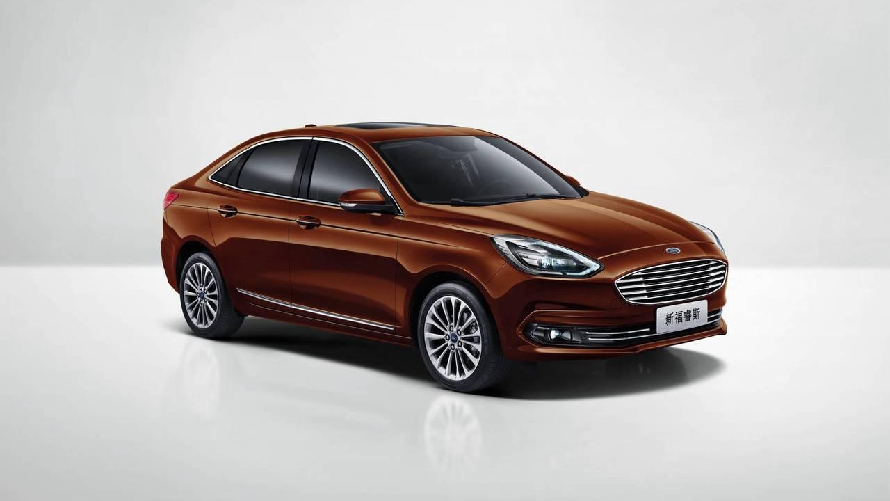 Photo of Yeni Ford Escort, Çin'de ortaya çıktı