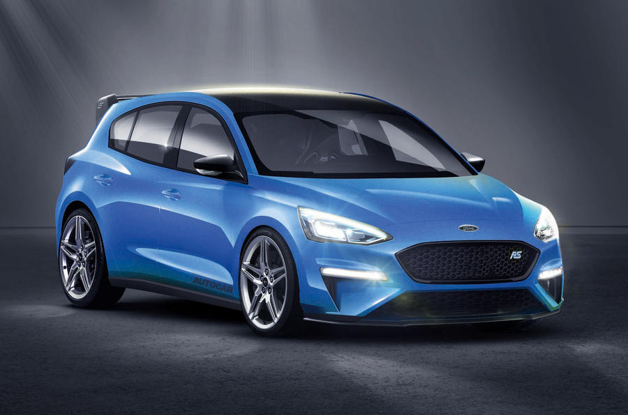 yeni ford focus rs hibrit motora sahip olabilir otoparkcom