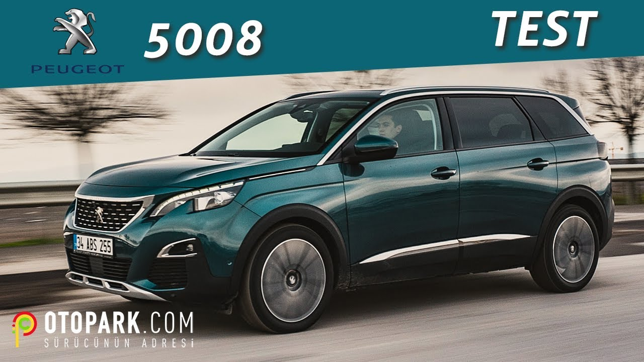 Photo of Peugeot 5008 | TEST