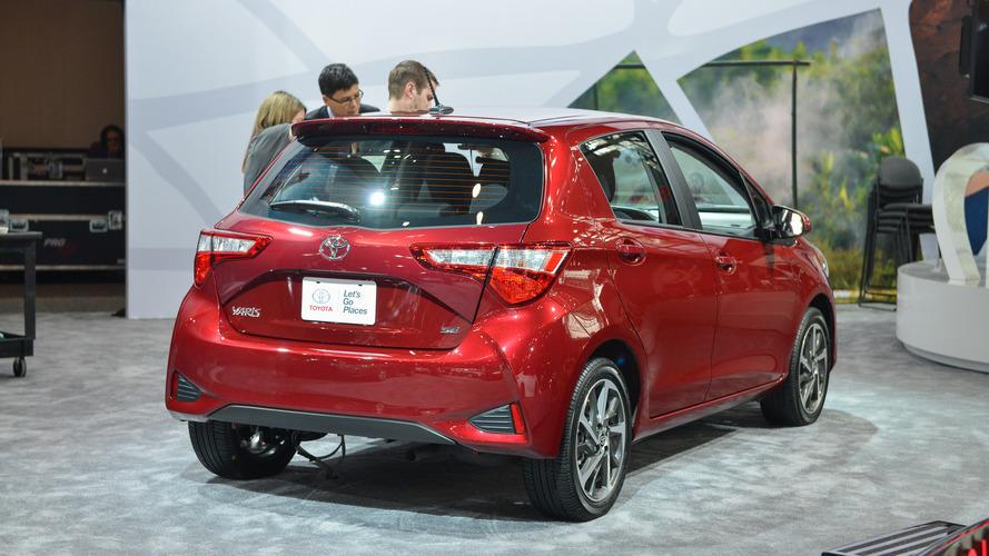Photo of 2018 Toyota Yaris