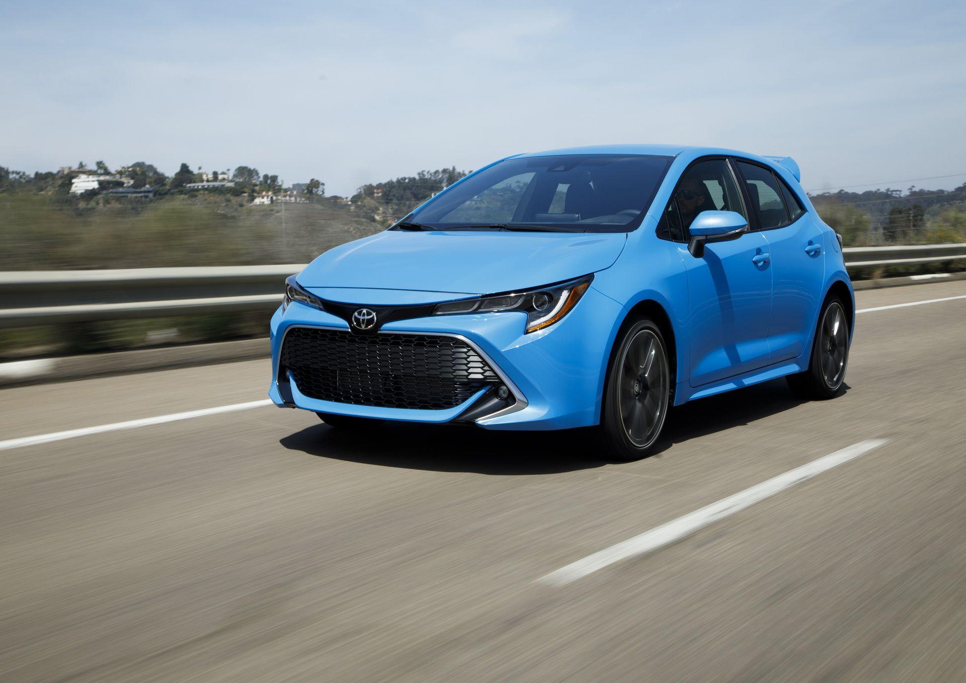 Photo of Yeni Auris böyle mi olacak? 2019 Corolla hatchback ABD'de tanıtıldı